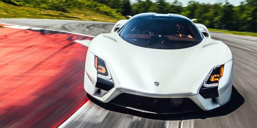 Топ 30 самых быстрых машин в мире на 2021 год