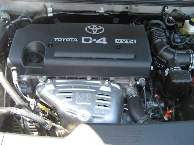 Toyota avensis какой двигатель выбрать