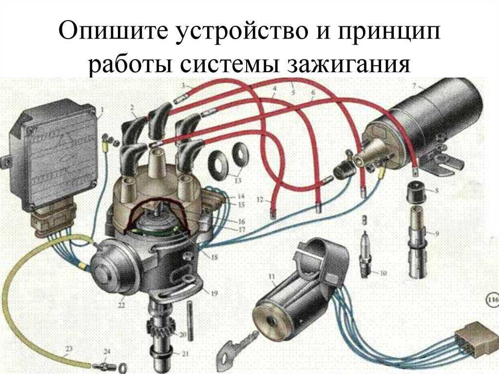 Доработка системы зажигания авто для лучшего пуска двигателя