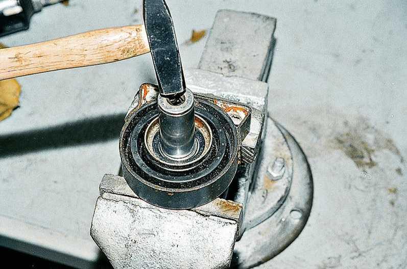 Ремонт карданного вала своими руками – особенности и оборудование