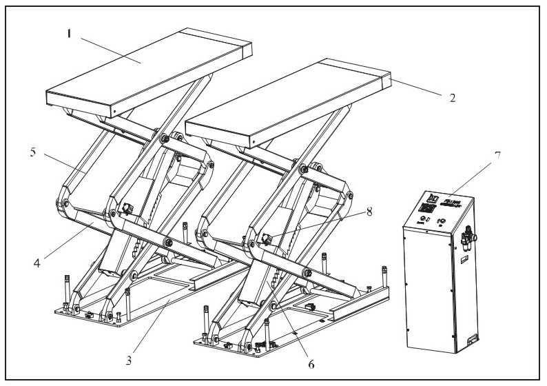 Как сделать автомобильный подъемник для гаража своими руками