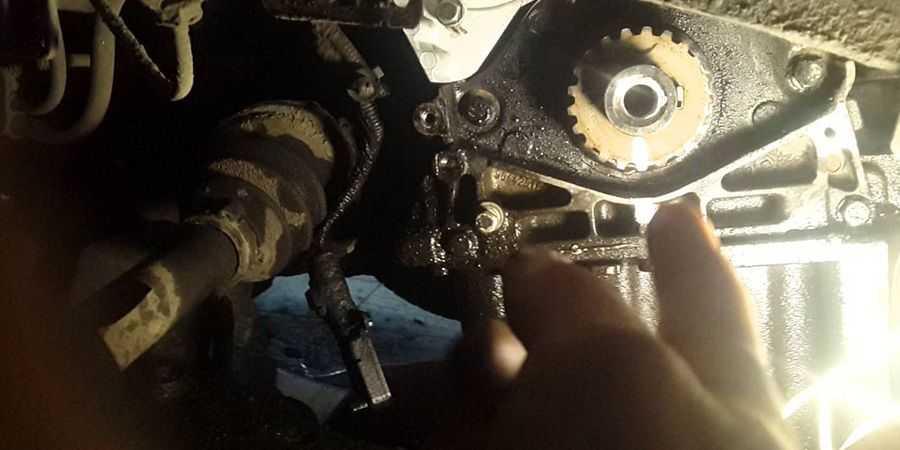Замена ремня грм на форд мондео 2