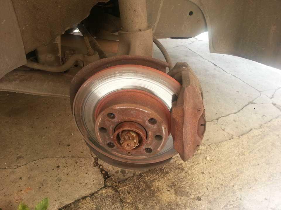 Замена рабочего тормозного цилиндра ваз 2110 - авто журнал
