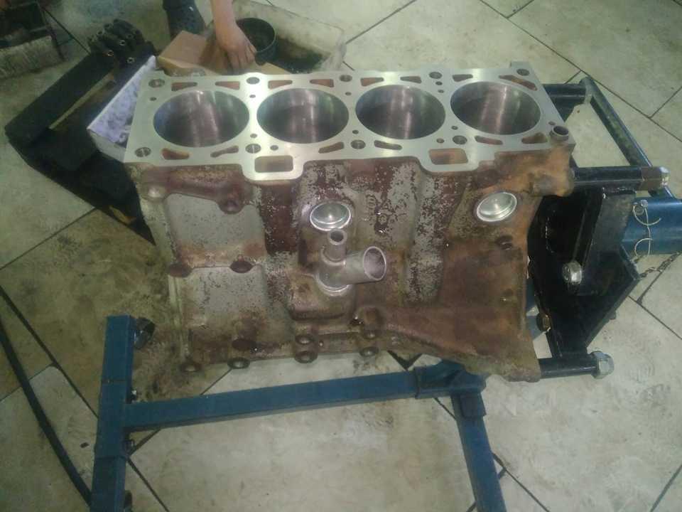 Капремонт двигателя ваз-21083 — вопросы к специалистам