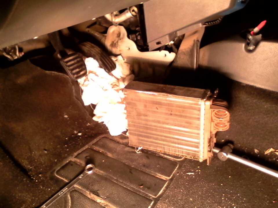 Не работает печка в автомобиле - неисправности