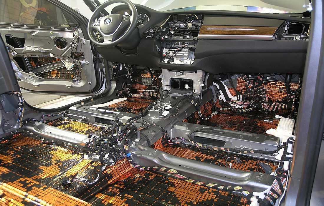 Правильная вибро - шумоизоляция авто. все проще чем кажется.