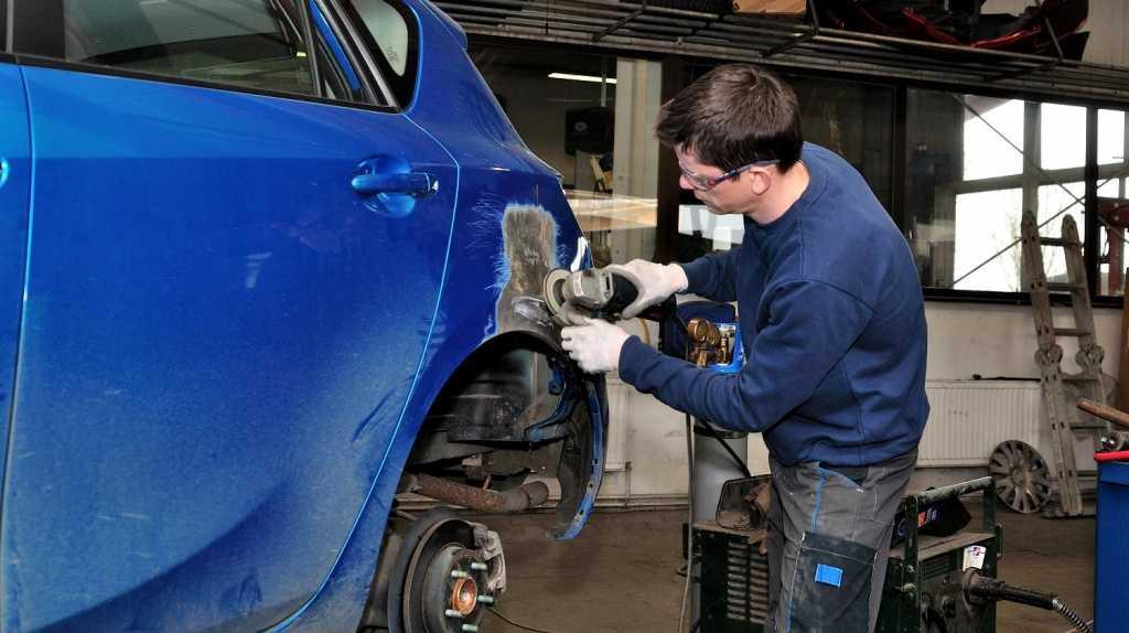 Ремонт кузова своими руками — восстановительные и малярные работы от а до я. ремонт в гаражных условиях и его особенности (120 фото)