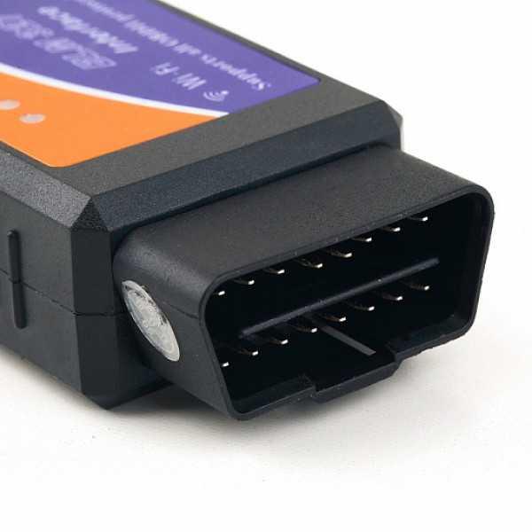 Bluetooth автосканер elm327