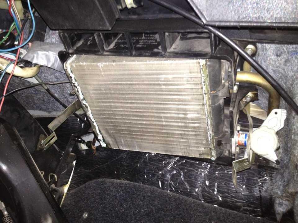 Причины неисправности печки в авто: как диагностировать и устранить