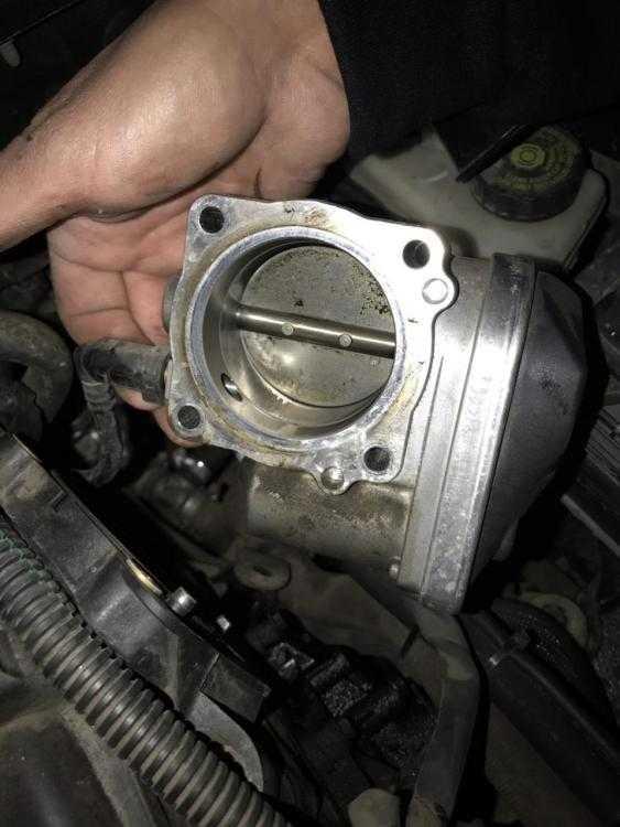 Почему возникают провалы при нажатии на газ инжектор