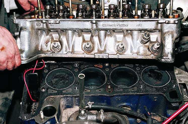 Капитальный ремонт двигателя своими руками: пошаговая инструкция