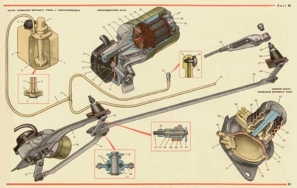 Электронные автомобильные системы