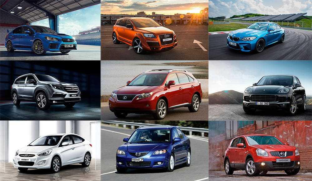 Рейтинг 30 самых надежных машин на вторичном рынке на 2021 год