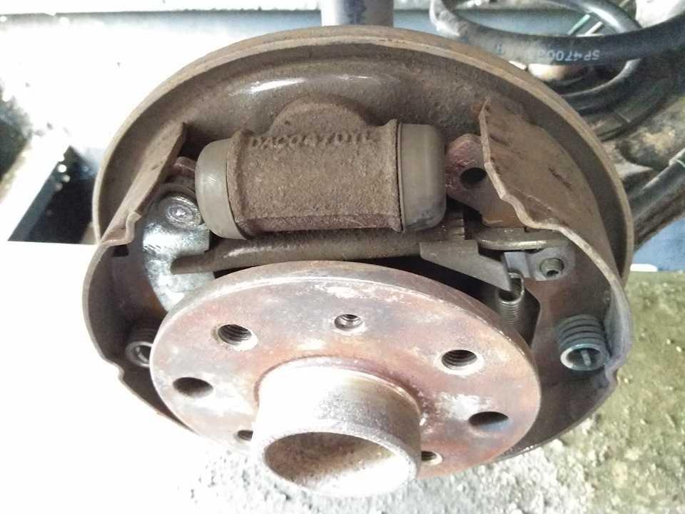 Замена задних тормозных колодок ланос: описание, ремонт, выбор