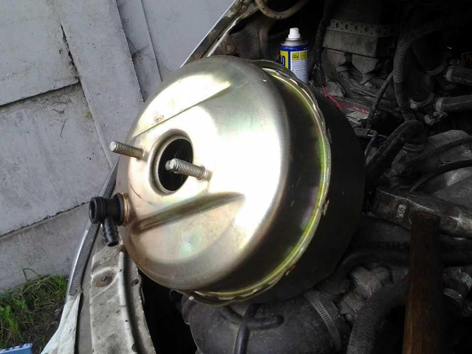Уаз буханка вакуумный усилитель тормозов с волги. тормозная система автомобилей уаз. особенности ремонта вакуумных усилителей уаз