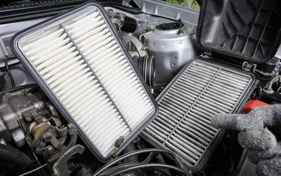 Как часто менять воздушный фильтр двигателя. как понять, что воздушный фильтр пора менять
