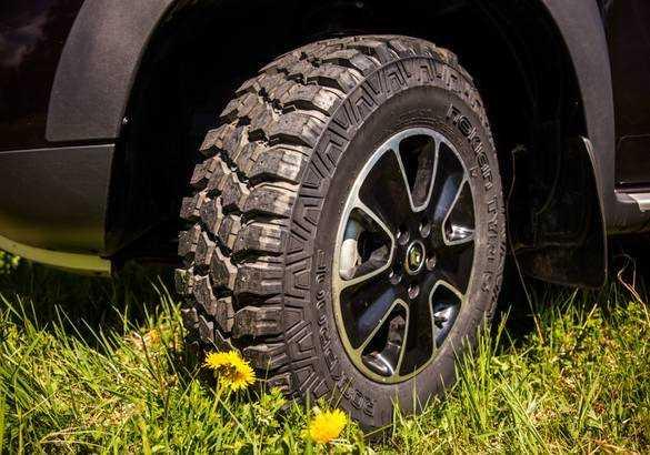 Как выбрать грязевые шины для внедорожника?