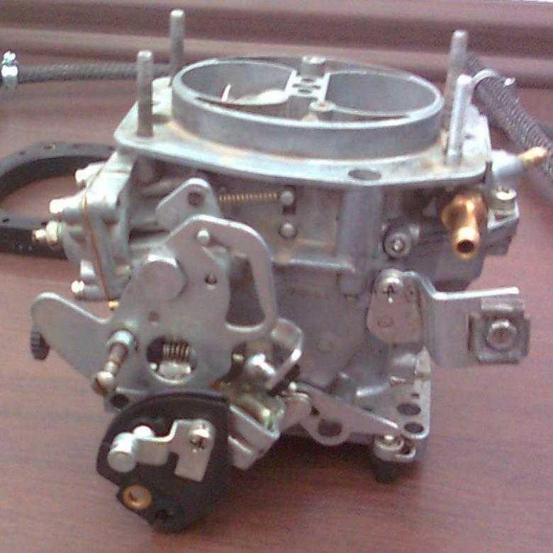 Методы реанимации мотора   карбюратор