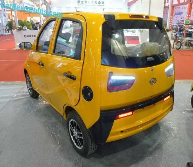 Китайские клоны: топ-5 копий премиум авто из поднебесной