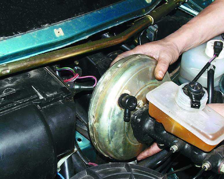 Схема тормоза  Схемы автомобильные Ремонт авто своими руками