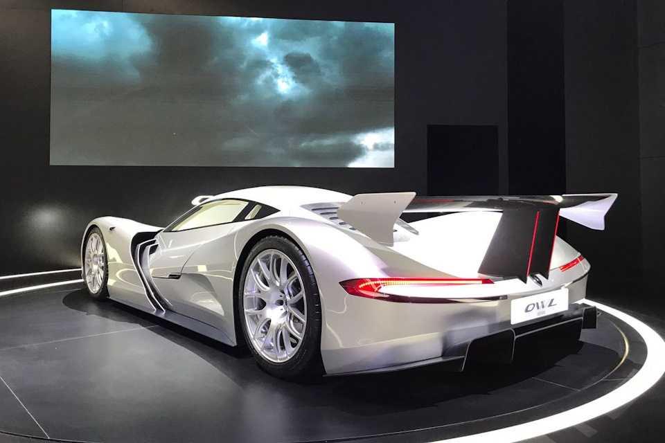 Интересные концепты спорткаров: топ-10 моделей, характеристики, фото