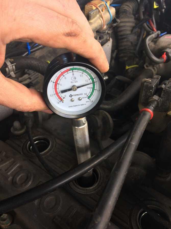 Проверка компрессии в цилиндрах своими руками » автоноватор