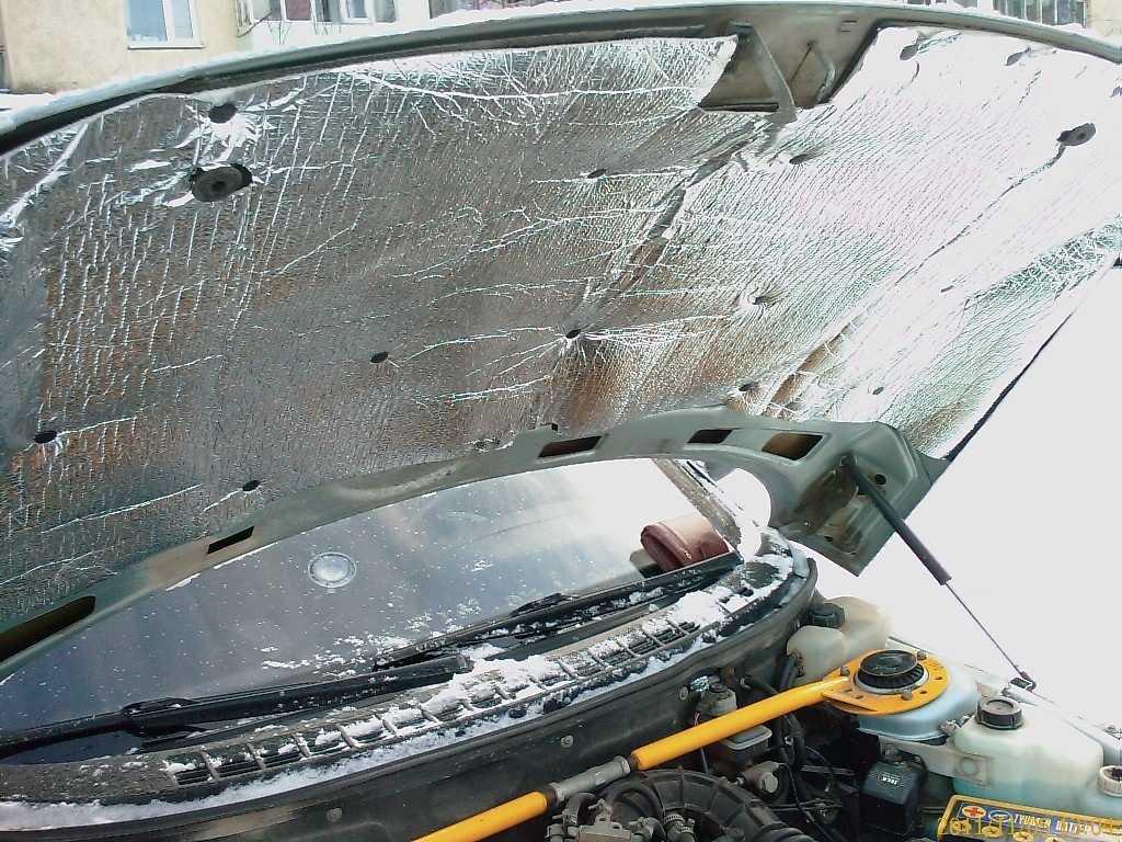Чем обработать кузов автомобиля на зиму