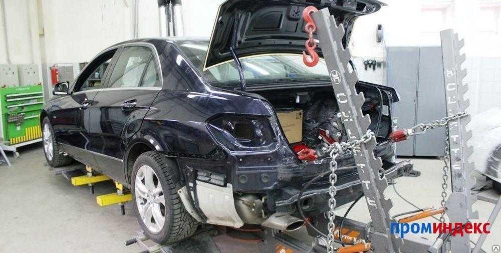 Приспособление для правки кузовов. дипломная (вкр). транспорт, грузоперевозки. 2011-07-16