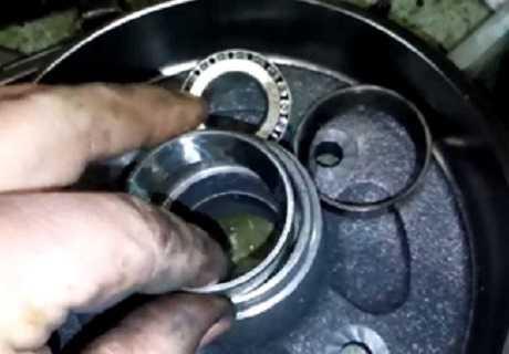 Замена подшипника задней ступицы: необходимые инструменты, пошаговая инструкция
