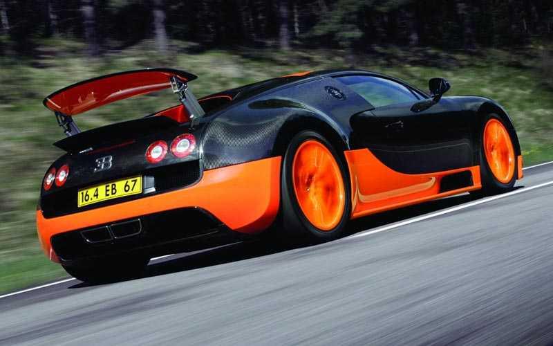Самые быстрые автомобили в мире: список. какие машины самые быстрые в мире