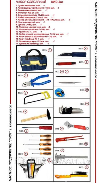 Измерительный и поверочный инструмент