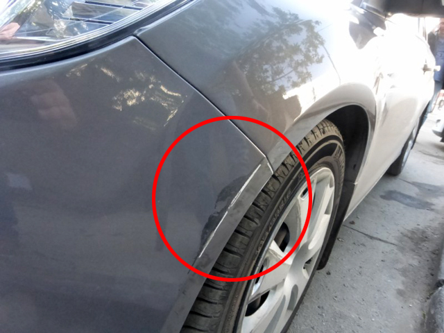 Ремонт царапин на автомобиле своими руками