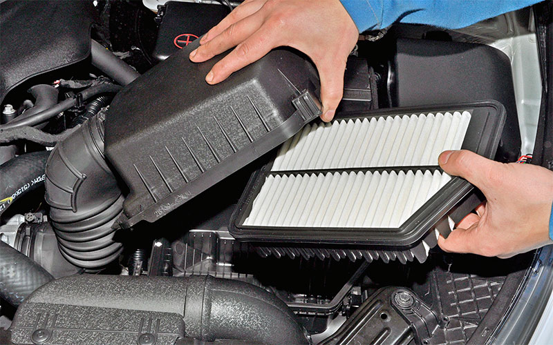 Что будет если поменять масло в двигателе и не поменять фильтр