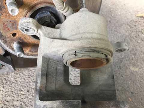 Ремонт суппорта своими руками: инструкция по ремонту тормозных суппортов самостоятельно