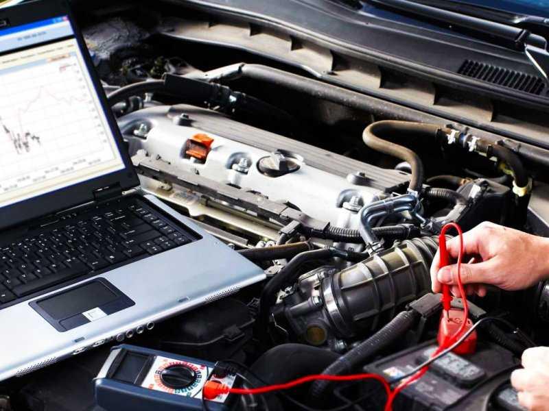 Диагностирование электронных систем управления   диагностирование автомобиля