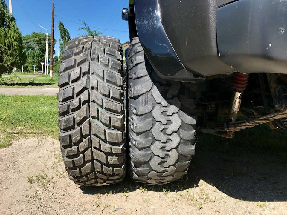 Лучшие шины на ниву 4х4