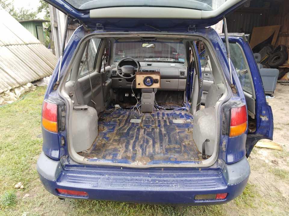 Ремонт mitsubishi space wagon. делай авто