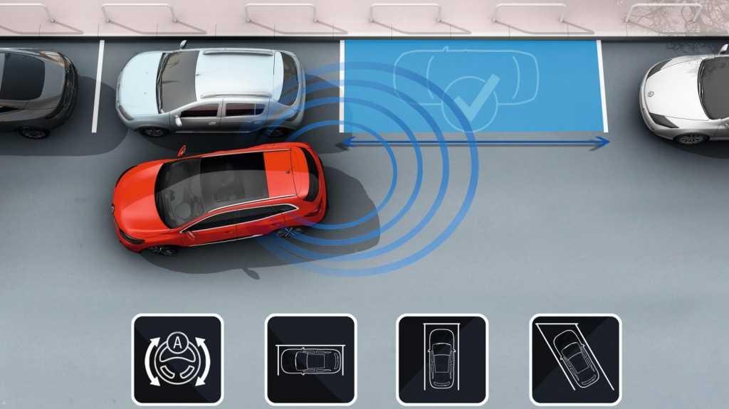 Электронные системы безопасности автомобиля: активные