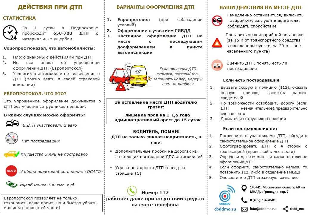 Деформация авто при аварии » автоноватор