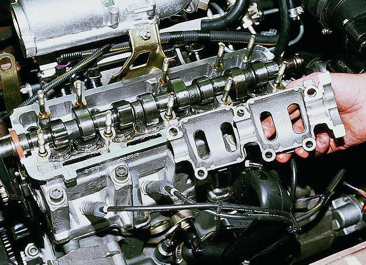 Распредвал двигателя - ремонт и замена своими руками