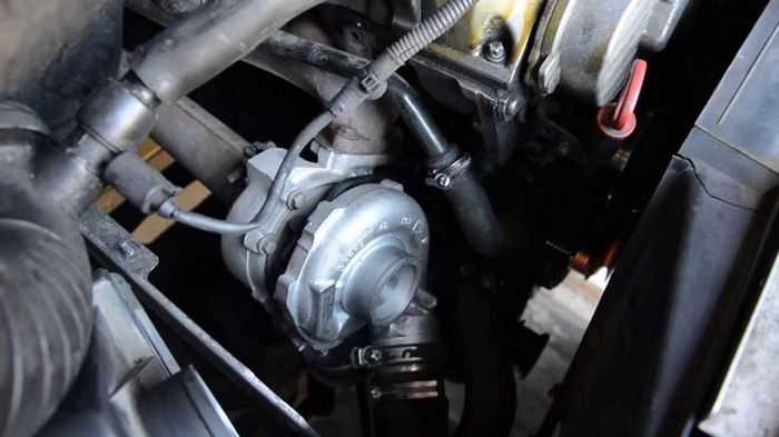Свист турбины на дизеле при разгоне: возможные причины и способы решения проблемы