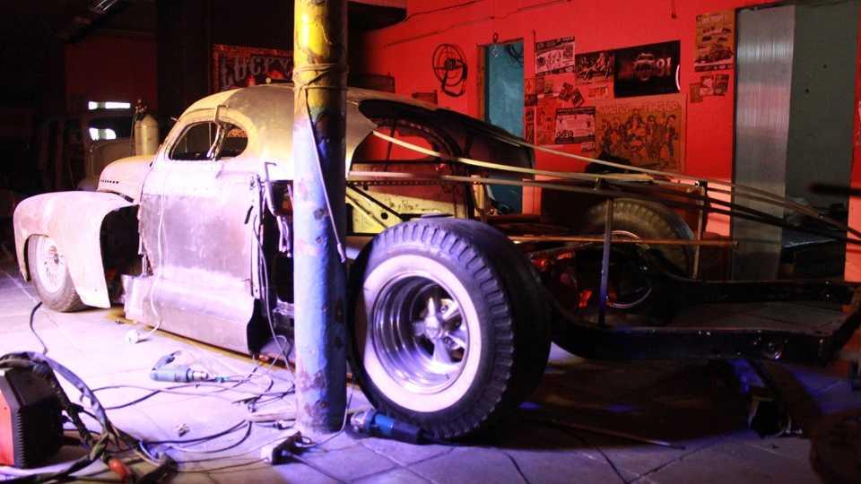 8 потрясающих автомобилей-самоделок, которые люди собрали в гараже