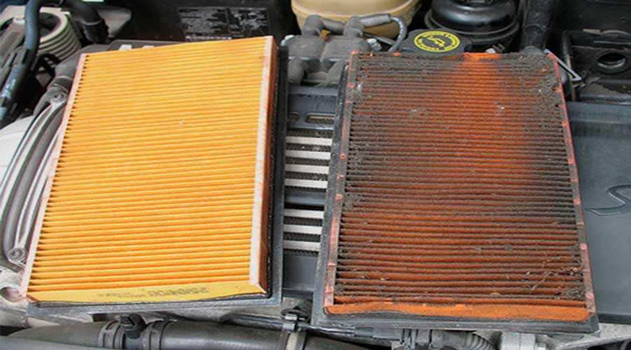 Замена воздушного фильтра на автомобиле своими руками