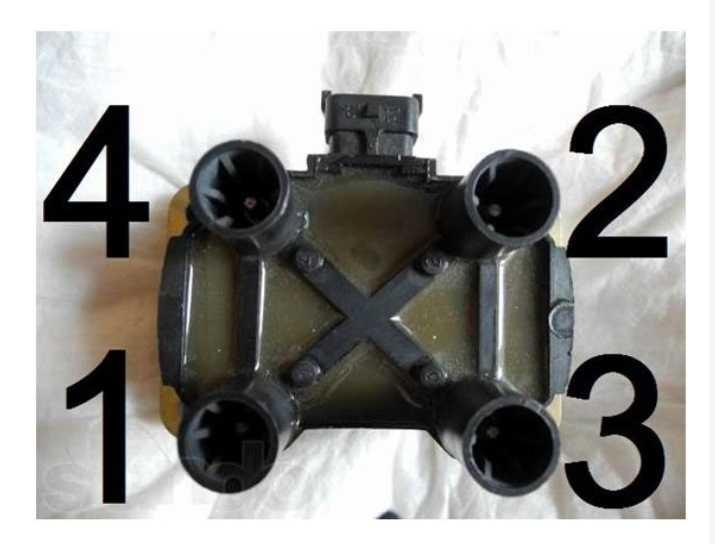 Провода катушки зажигания ваз 2108, 2109, 21099 | twokarburators.ru