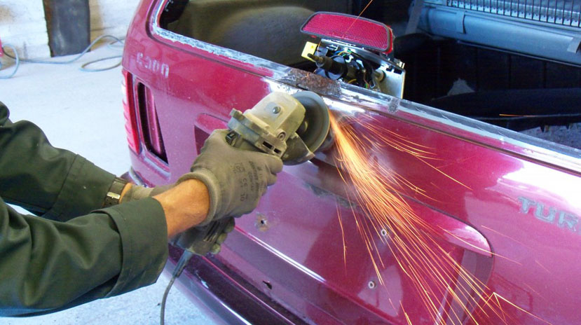 Ремонт сколов и царапин на кузове автомобиля своими руками