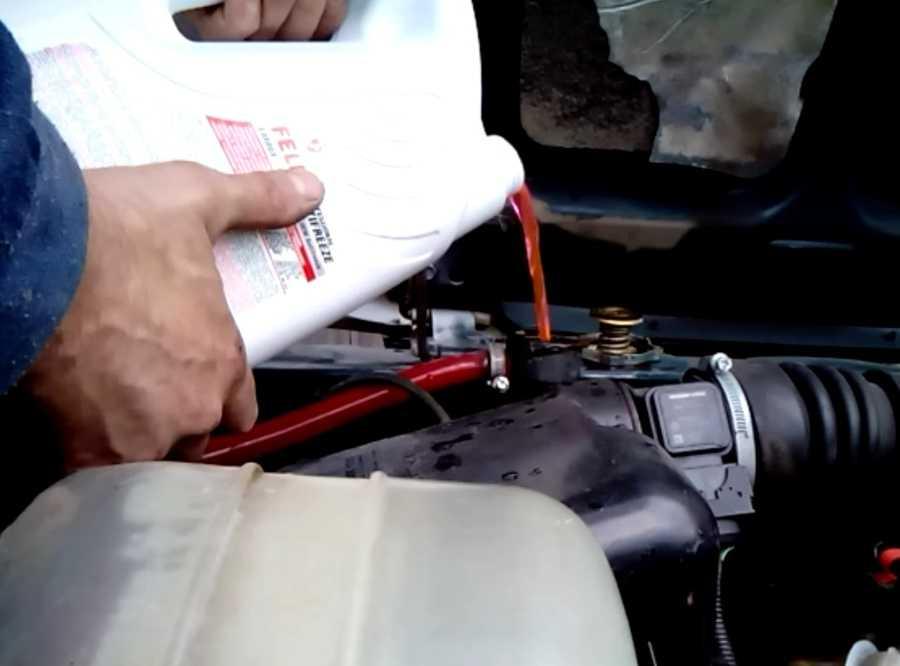 Ремонт системы охлаждения двигателя | полезно знать  | статьи