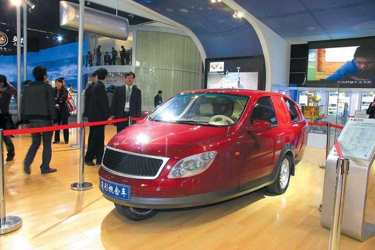 Осторожно китайские машины!!! топ-12 китайских копий автомобилей