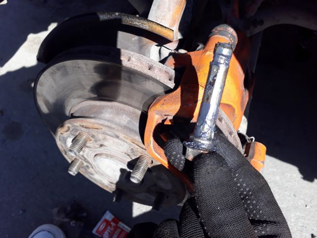 Как проверить задний тормозной цилиндр ваз своими руками   ▼ о ладе ▼