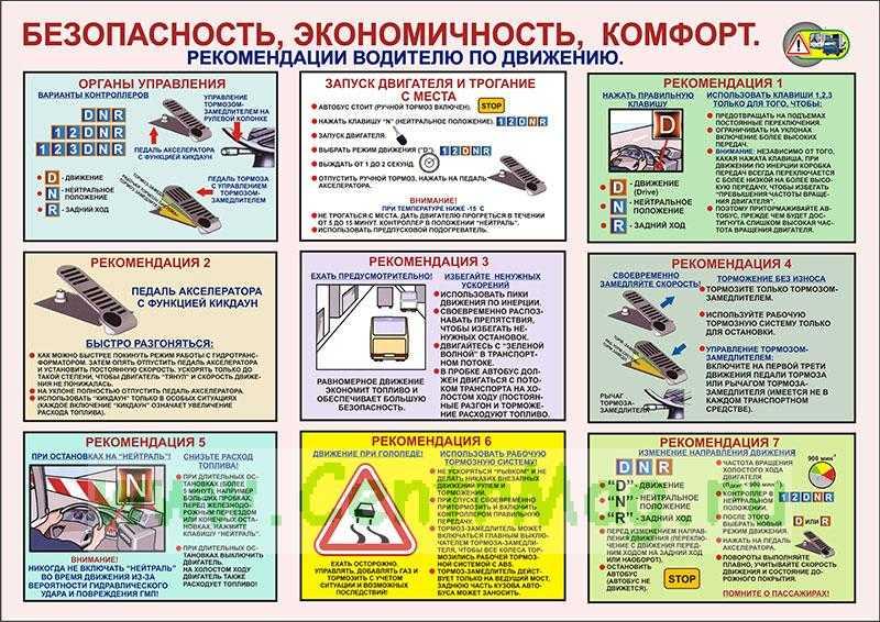 Техника безопасности при перевозке грузов автотранспортом: правила при погрузке, опасных грузов, требования, автомобильным транспортом