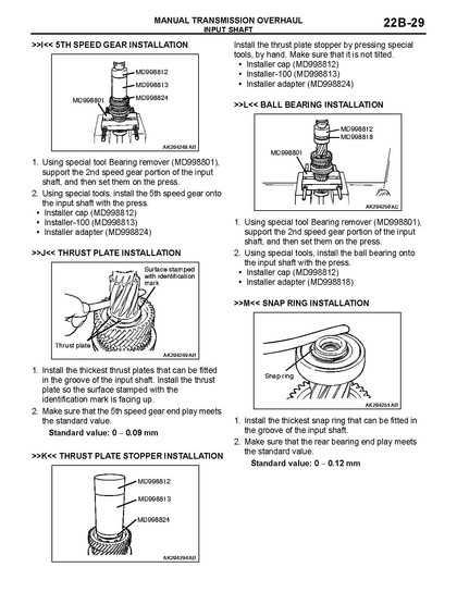 Разборка и ремонт коробки передач